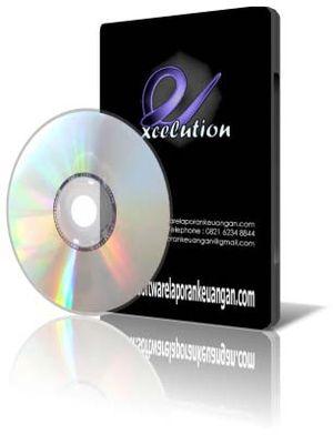 CD Software Laporan Keuangan